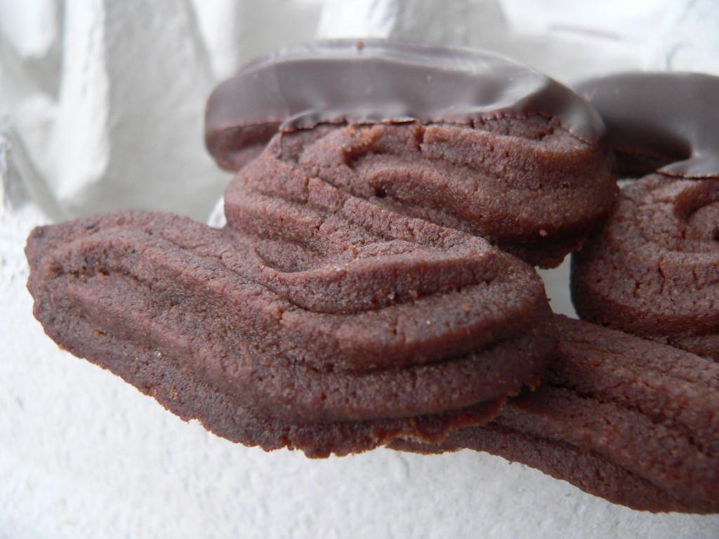 Sablés de xocolata 4