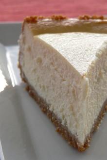 Pastís de formatge a l\'estil de Nova York 1
