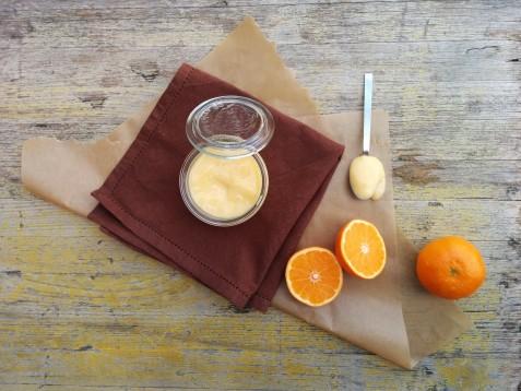 Crema de mandarina 1