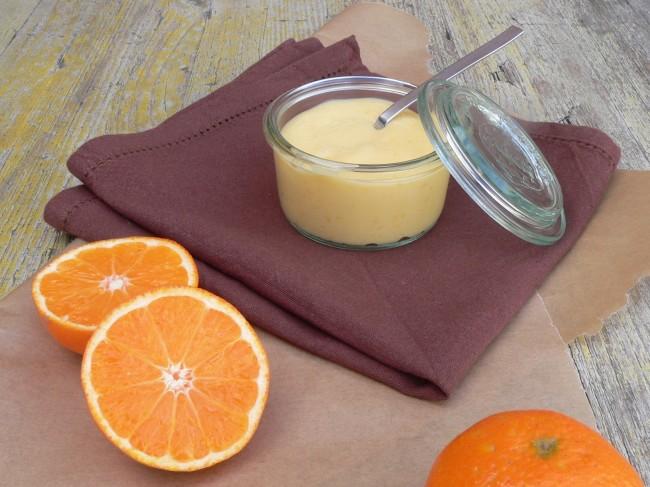 Crema de mandarina 3