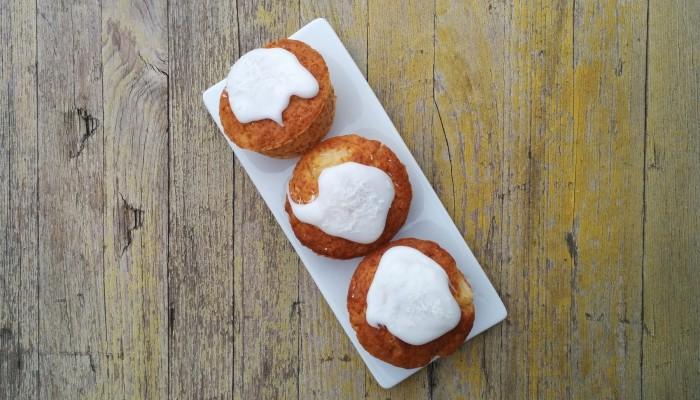 Muffins de pinya i coco 0