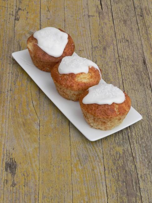 Muffins de pinya i coco 2