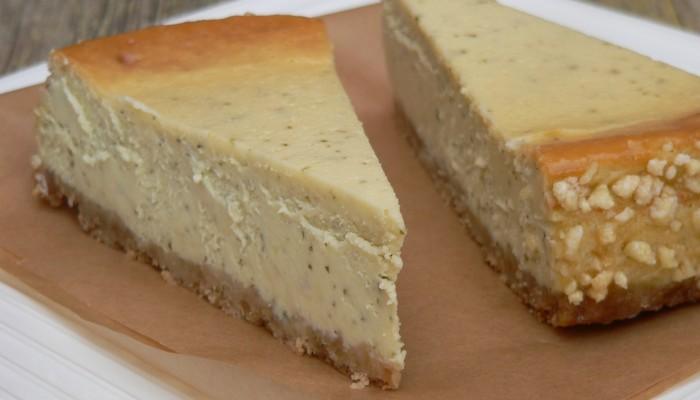 Pastís de formatge amb alfàbrega 0