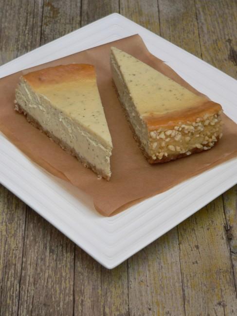 Pastís de formatge amb alfàbrega 2