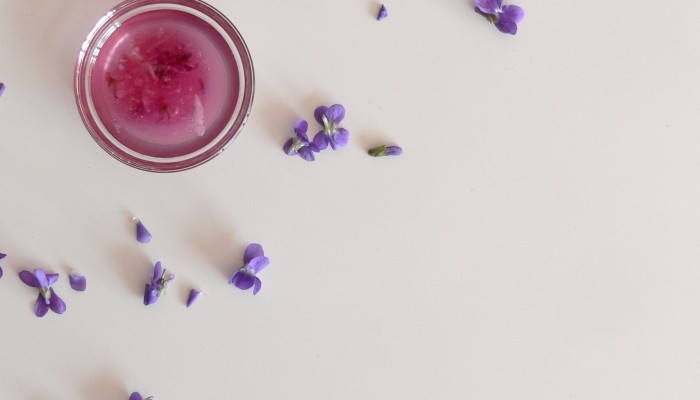 Gelea de violetes 0