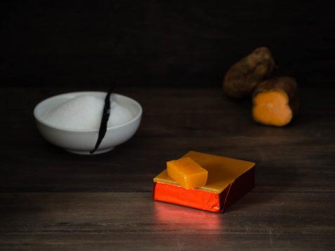 Confitura de moniato